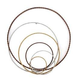 Harp & Finial Zulu Metal Art