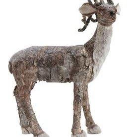 "Birch Bark Deer--22"""