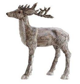 "Birch Bark Deer--29"""