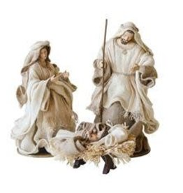 Resin Holy Family--14""