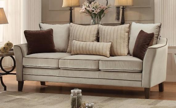 Ouray Sofa With Pillows