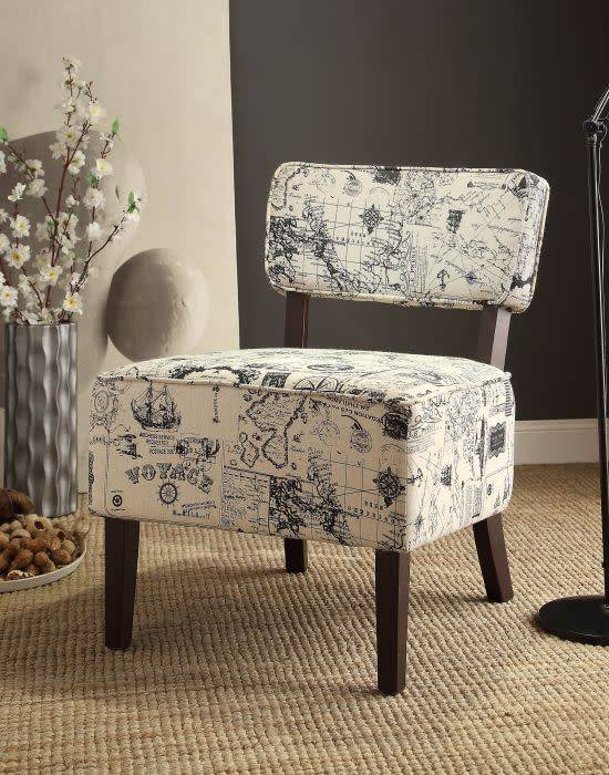 Homelegance Orson Modern Vintage Accent Chair