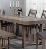 Homelegance Codie Burnished Brown Dining Table