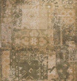 Allure Sage/Gold Vintage 5' x 7'