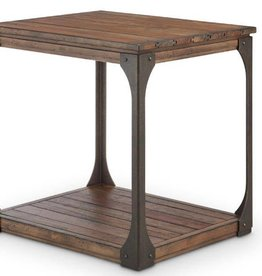 Montgomery Recantgular End Table