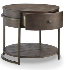 Kirkwood Round End Table
