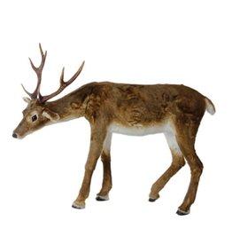 "Raz Imports Down Facing Deer 51"""