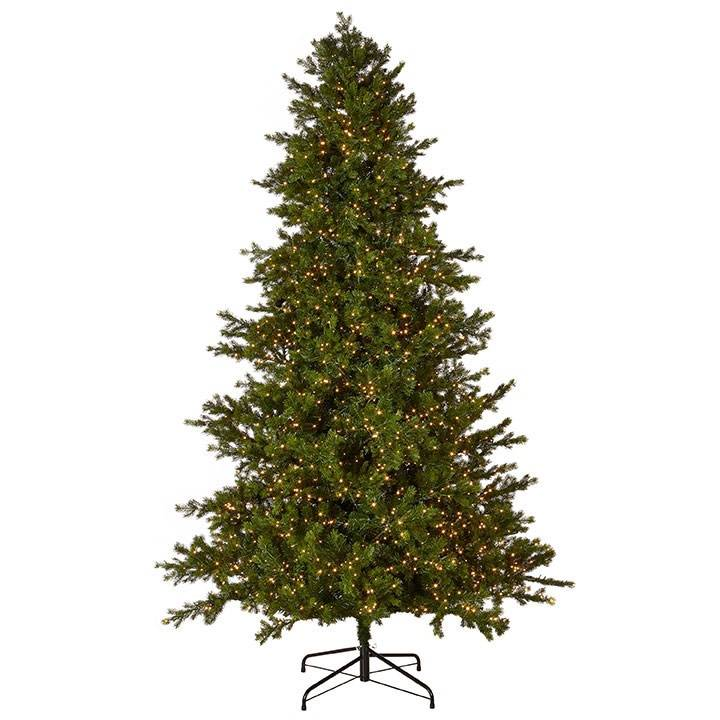 Raz Imports 9' Lighted Green Tree