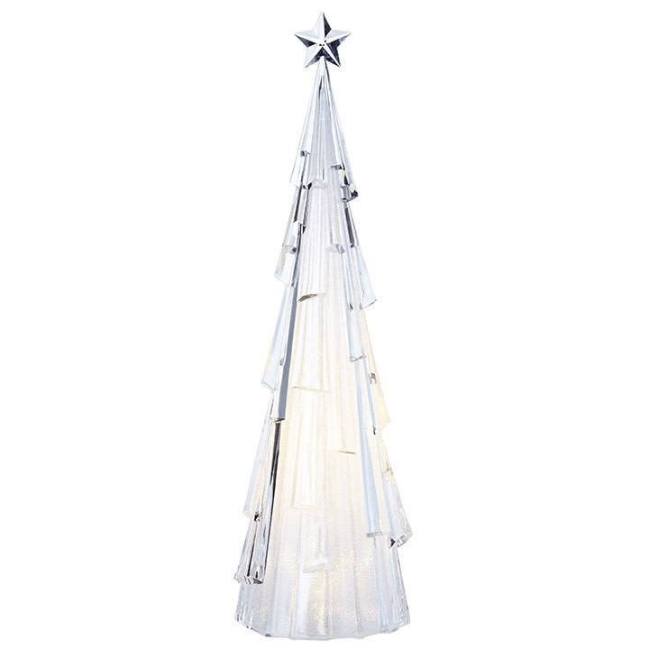 Raz Imports Iced Lighted Tree--13""