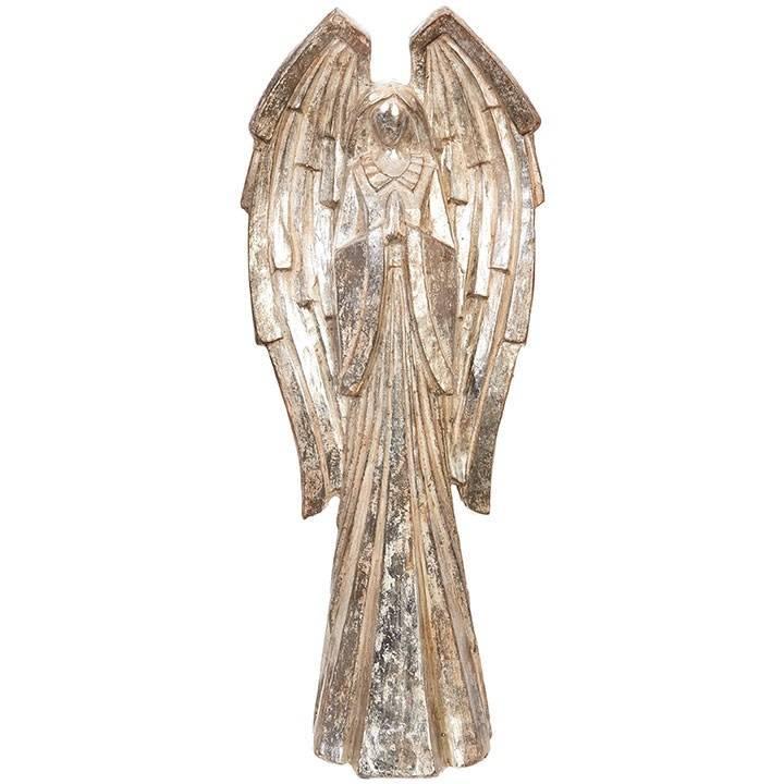 "Raz Imports Metallic Angel--20"""