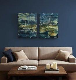 Cool Quarry 2 Piece Set Canvas