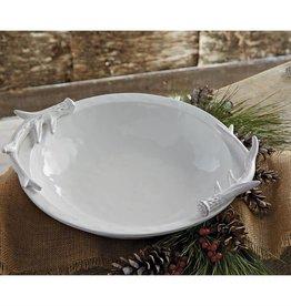 Antler Centerpiece Bowl