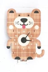 Pendulum Clock - Dog