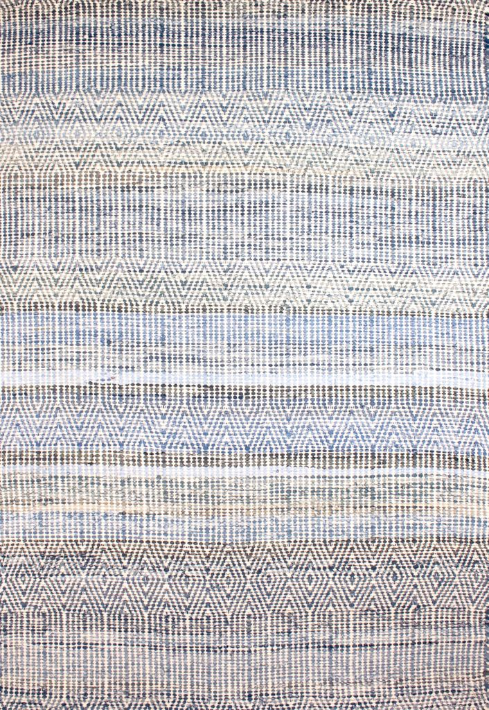 Bolivia Wool & Denim Rug