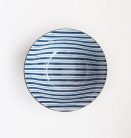 Bowl - Blue Stripe