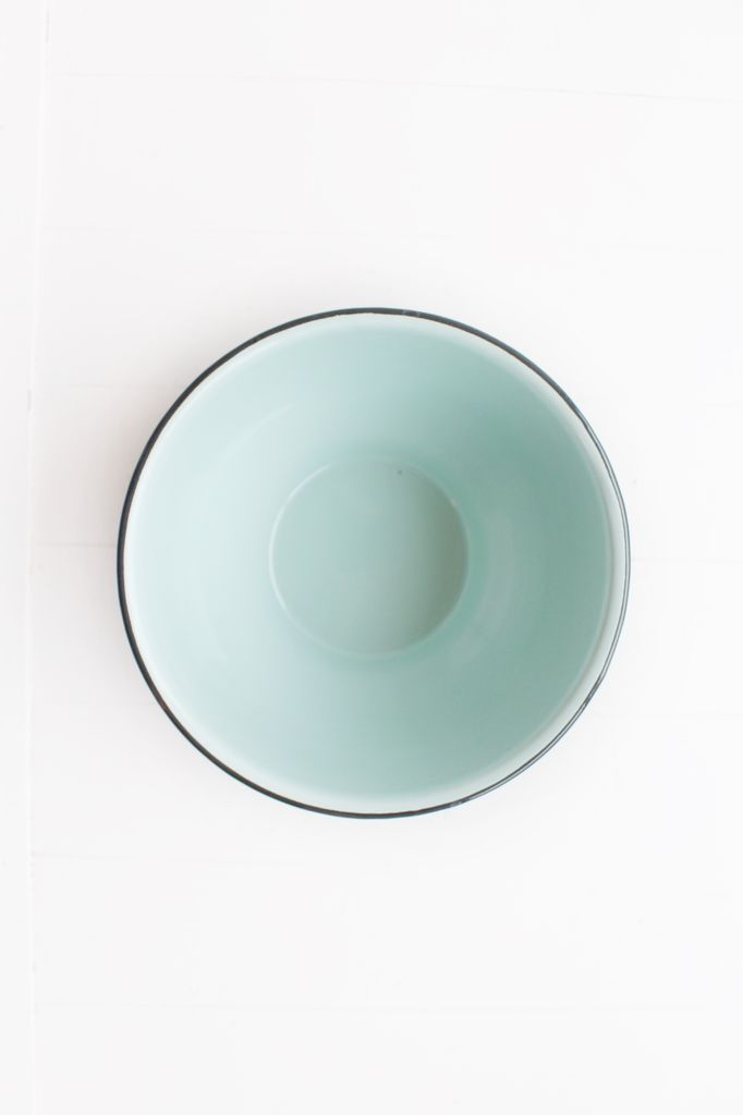 Enamelware Bowl Medium