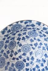 Bowl - Blue Dahlia