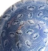 Blue Fan Bowl