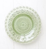 Glass Plate Green