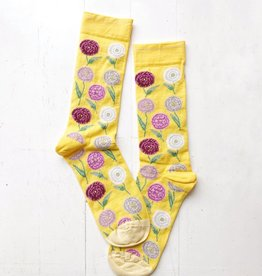 Calf Socks Carnation