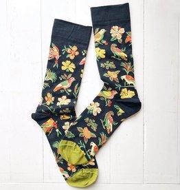 Calf Socks Parrot