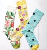 Calf Socks Pansy