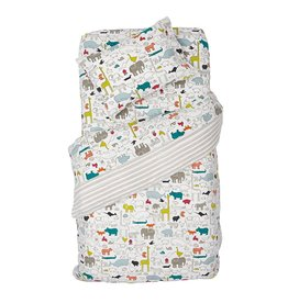 Twin Duvet Cover Noah's Ark