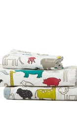 Twin Sheet Set Noah's Ark