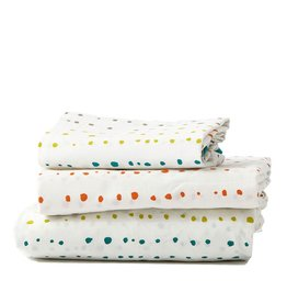 Twin Sheet Set Dots