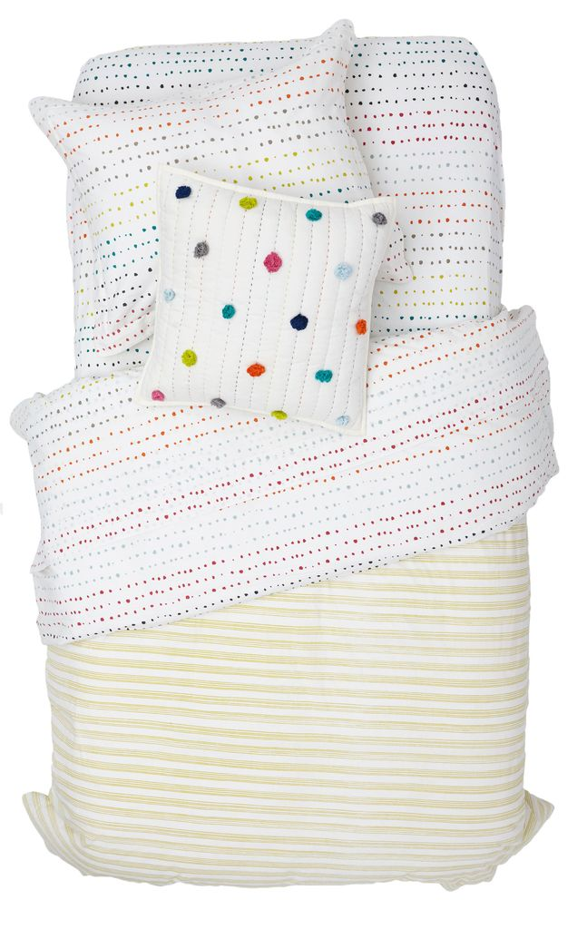 Twin Duvet Cover Dots