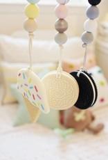 Teether - Cream Biscuit