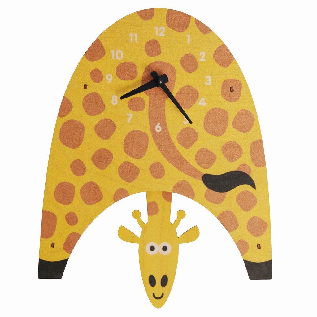 Pendulum Clock - Giraffe