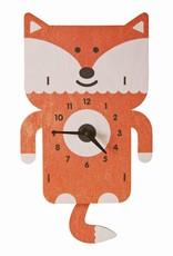 Pendulum Clock - Fox
