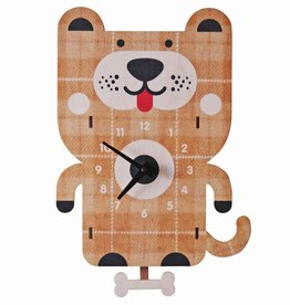 Pendulum Clock - Dog