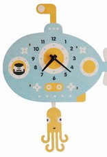 Pendulum Clock - Submarine