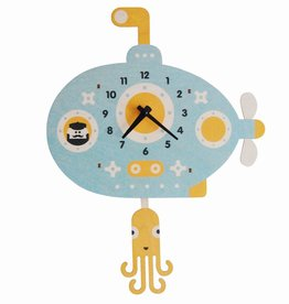 Pendulum Clock - Submarine