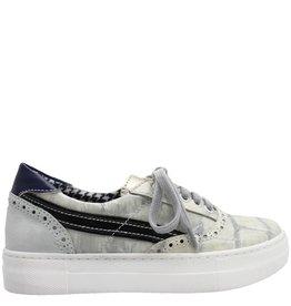 Primabase White Croco Sneaker 1537