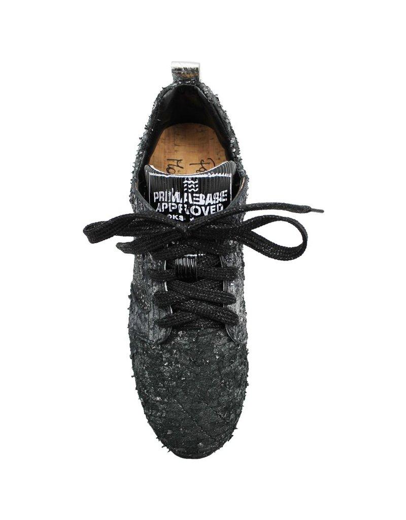 Primabase Black Metallic Sneaker 1503