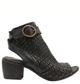 Fauzian Jeunesse Brown Woven Sandal  5433