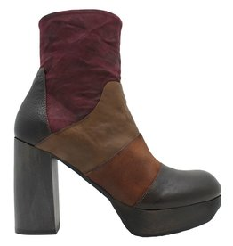 Ixos Ixos Bordo Brown Platform Boot 3009