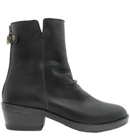 Fiorentini+Baker Fiorentini Black Back Zipper Boot Lipsy
