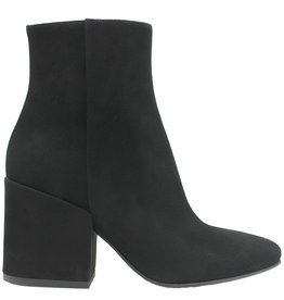 Strategia Strategia Black Suede Ankle Boot 2830