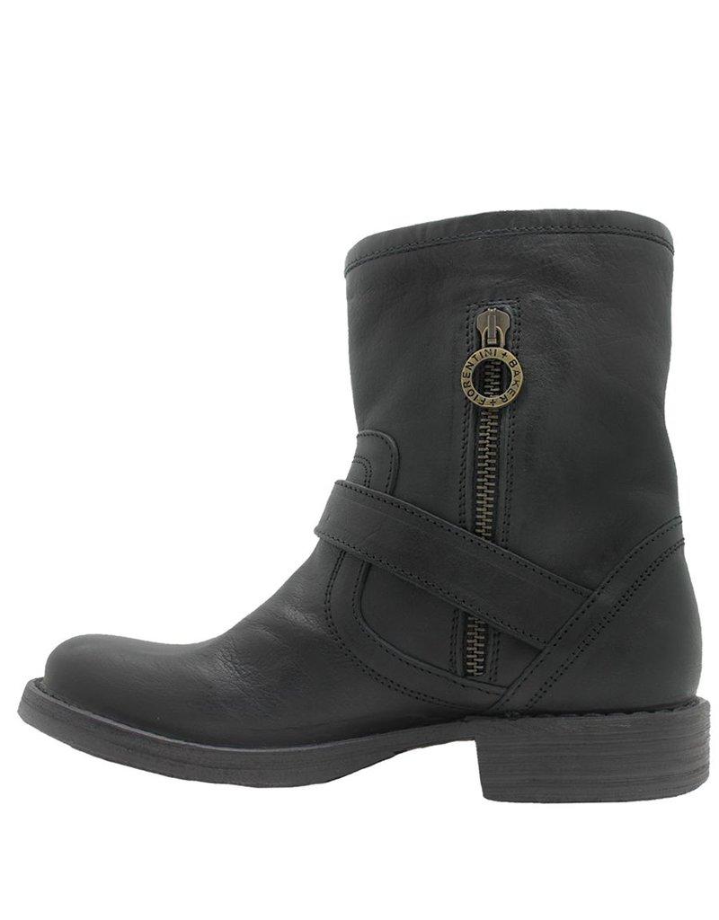 Fiorentini+Baker Fiorentini Black Ankle Boot Eli