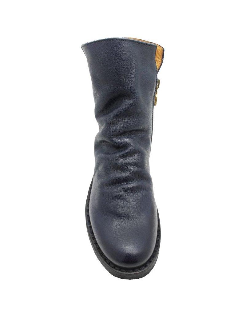 Fiorentini+Baker Fiorentini Blue Iris Ruched Ankle Boot Elf