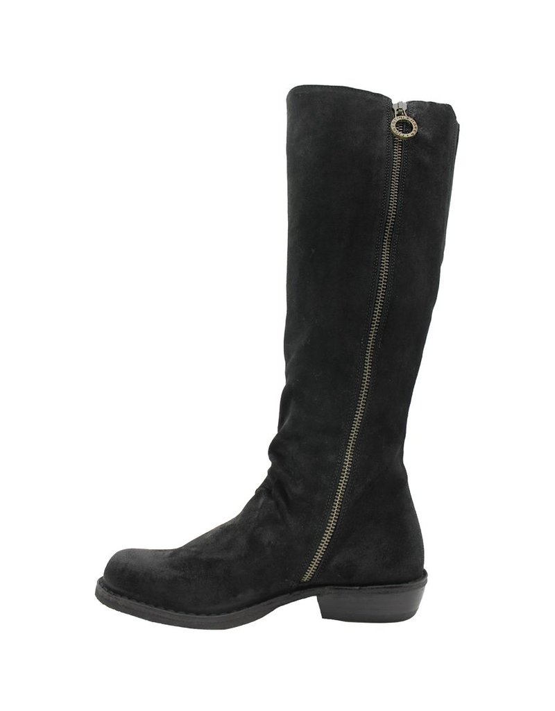 Fiorentini+Baker Fiorentini Suede Knee Boot With Full Inside Zipper Colt