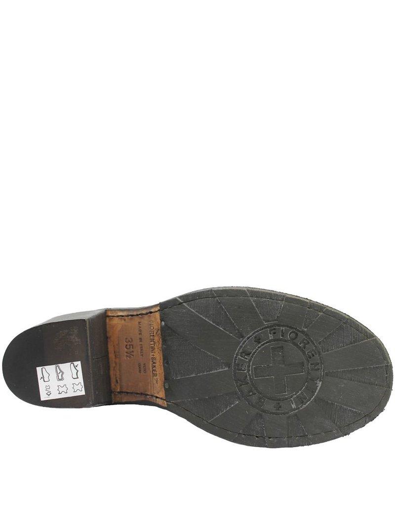 Fiorentini+Baker Fiorentini Brown Side Zipper Boot Leffa