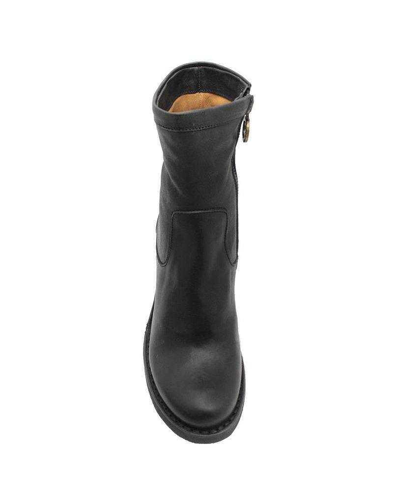 Fiorentini+Baker Fiorentini Black Side Zipper Boot Leffa
