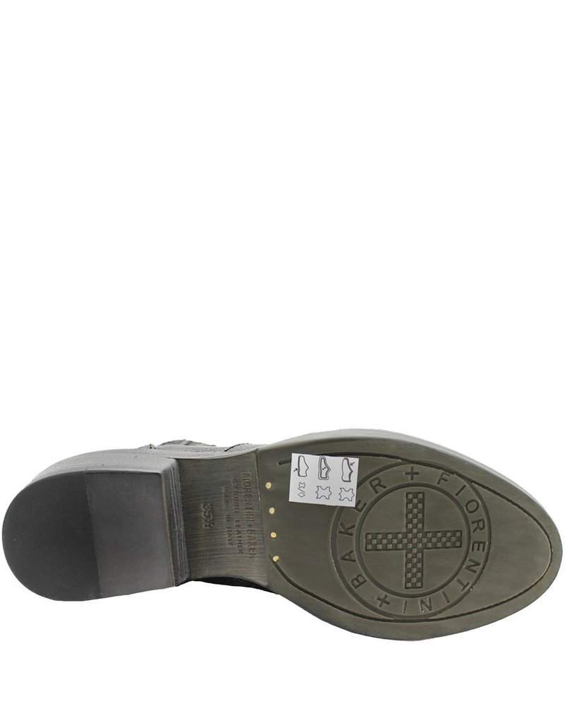 Fiorentini+Baker Fiorentini Black 3 Tuck Ankle Boot Lise
