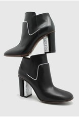 Stephen Black/Metal Ankle Boot 1671