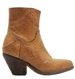 Fauzian Jeunesse FauzianJeunesse Camel Western Boot 2122